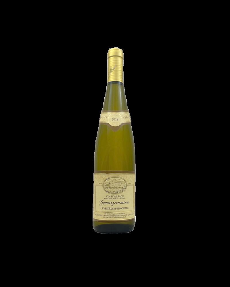 Gewurztraminer Cuvée Exceptionnelle 2018