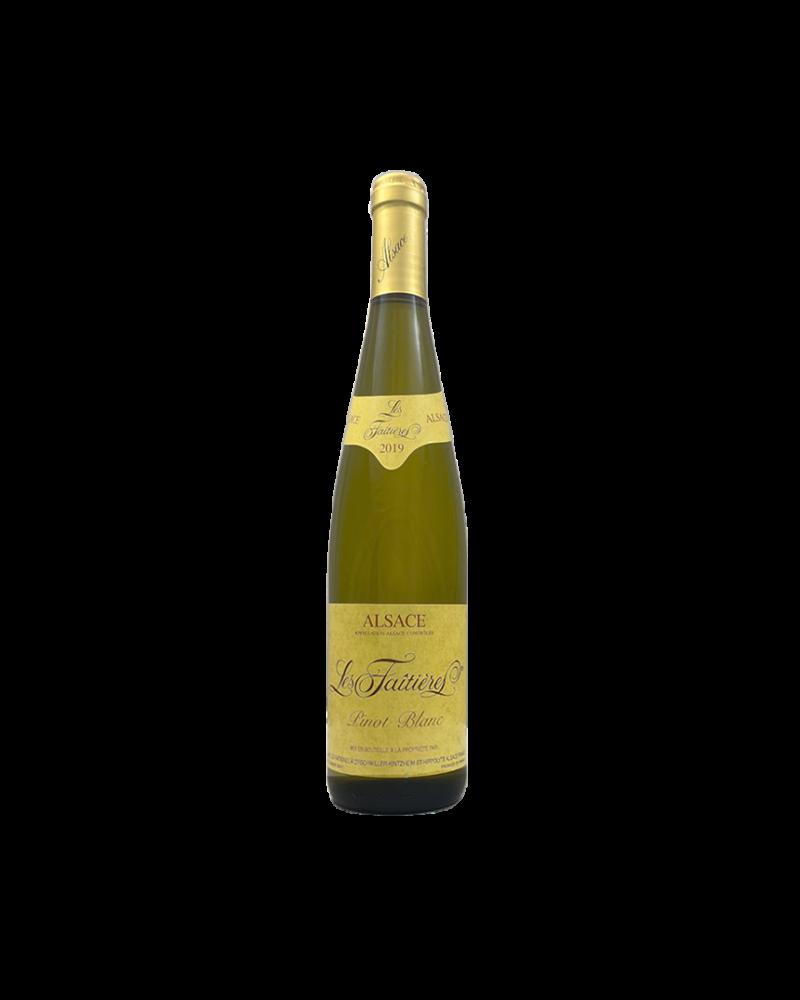 Pinot Blanc 2019 Les Faîtières HVE