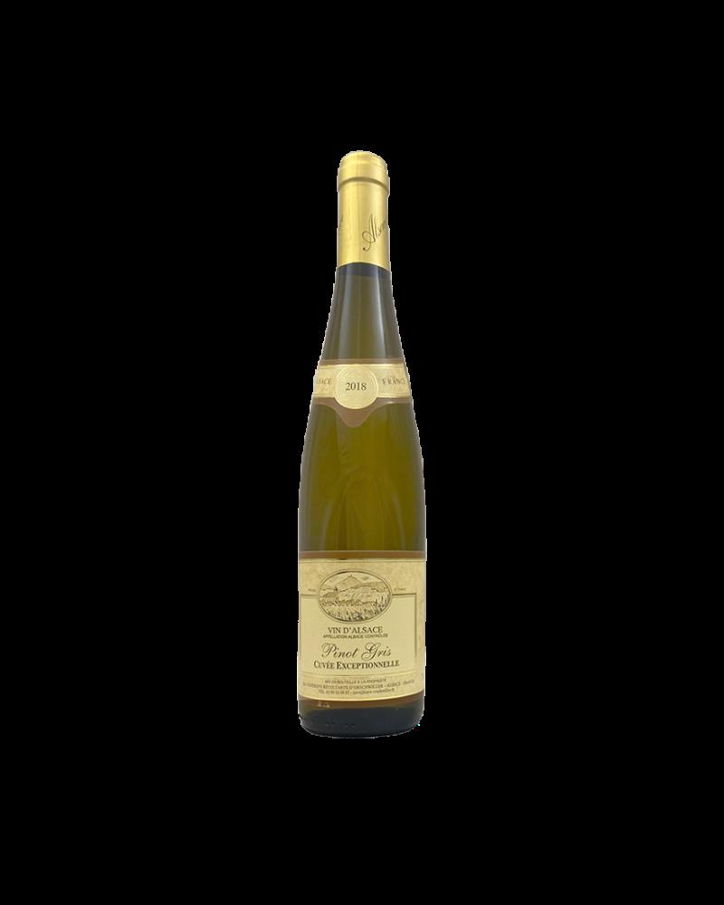 Pinot Gris 2018 Cuvée Exceptionnelle