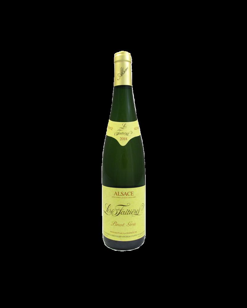 Pinot Gris Les Faîtières 2018
