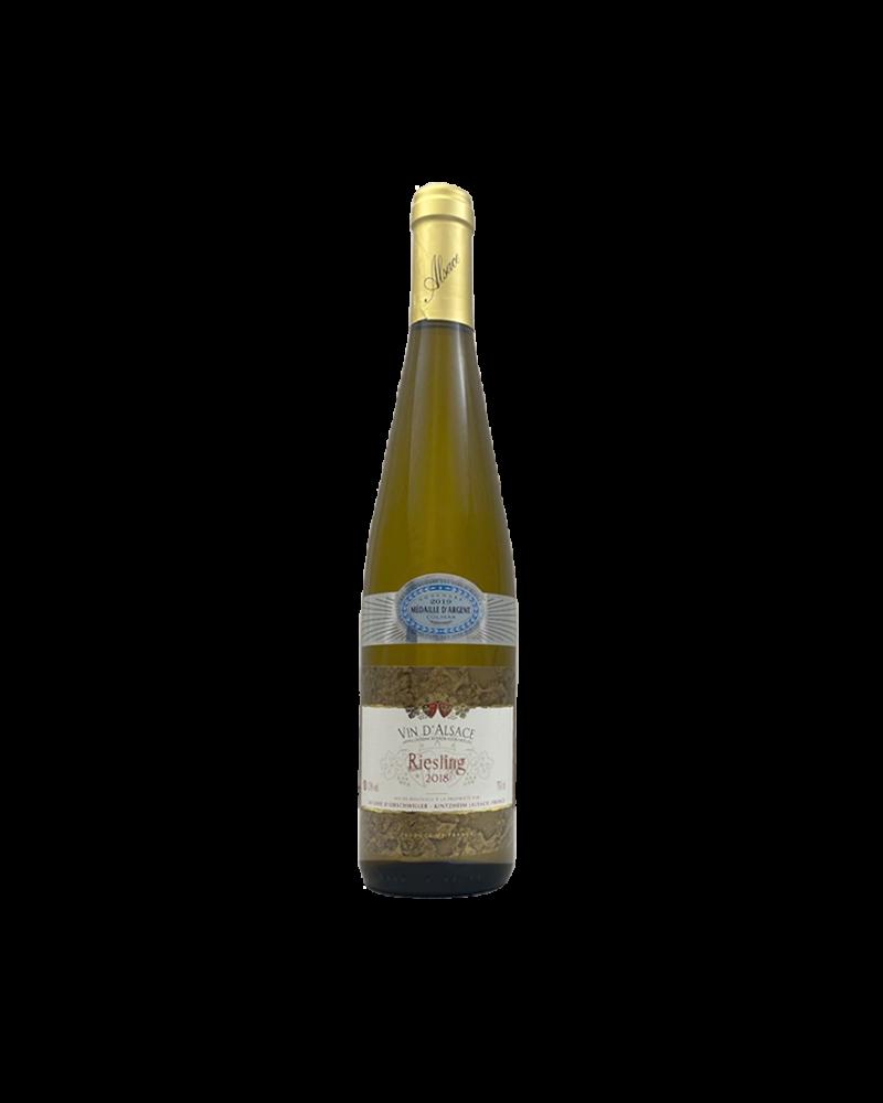 Rielsing 2018 Médaillé Vin d'Alsace